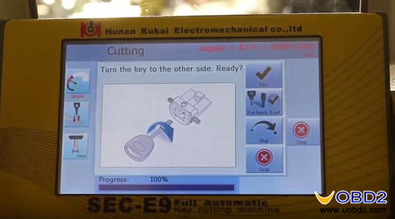 sec-e9-key0cutting-machine-cut-ford-jaguar-f021-key-guide-11