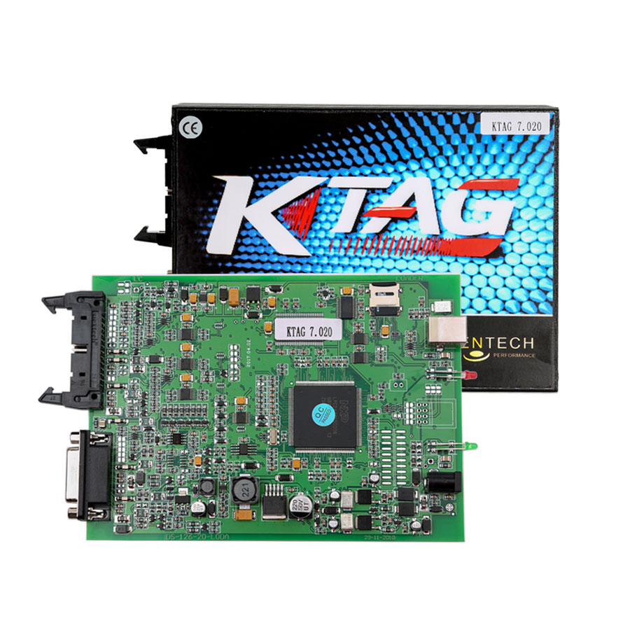 ktag 7.020 mux and pcb-01