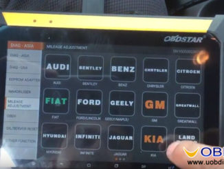 obdstar-x300-dp-review-diagnose-kia-sportage-engine-airbag-11