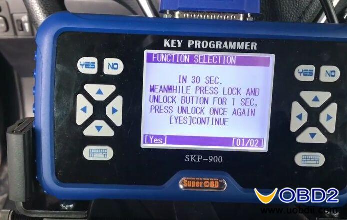 skp900-program-new-toyota-corolla-h-chip-remote-key-10