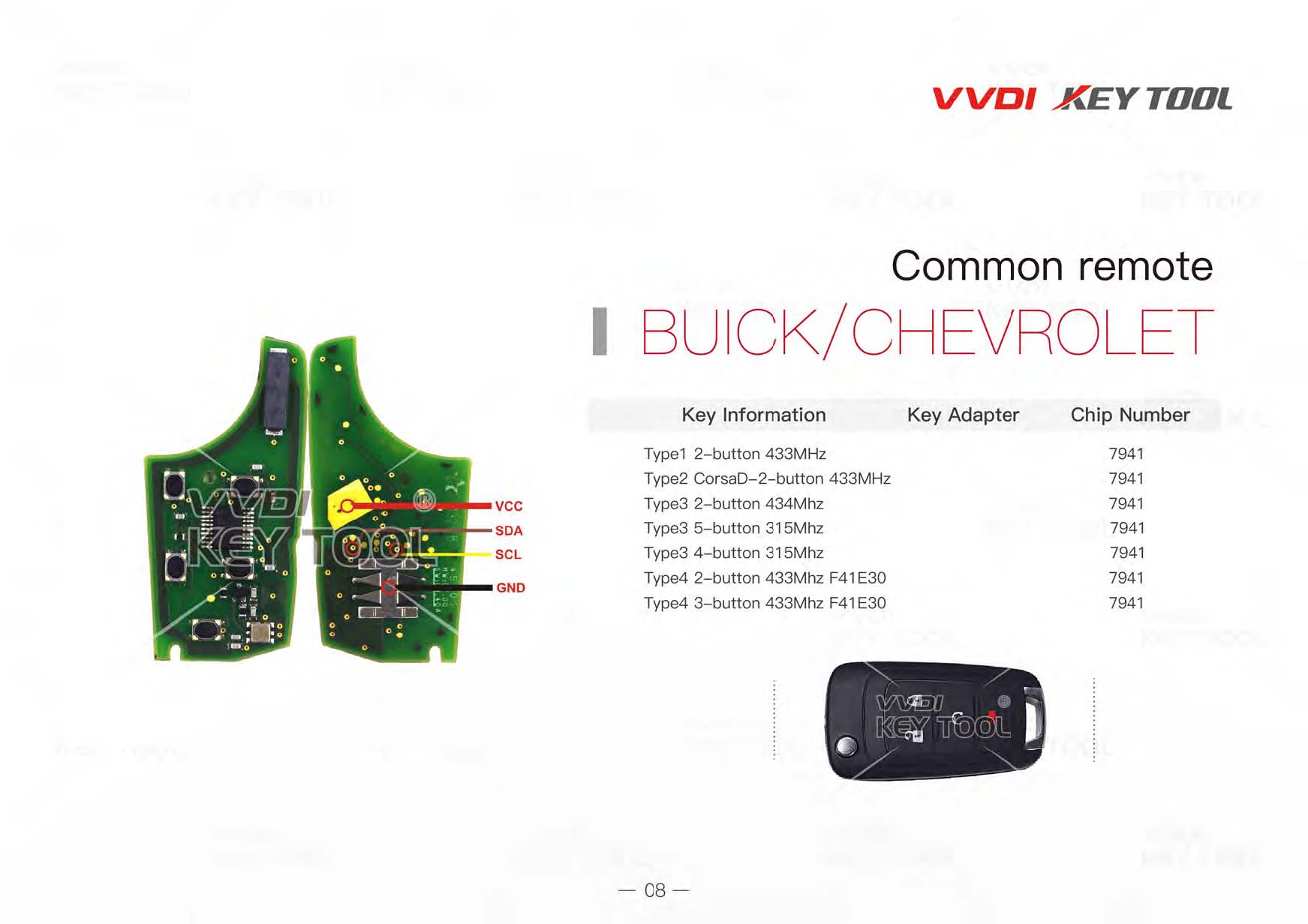 VVDI KEY Tool Remote Unlock    Wiring       Diagram   all here     Car Key Programmer