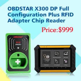 OBDSTAR X300 DP+OBDSTAR RFID