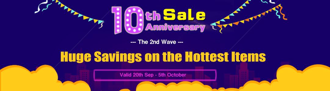 UOBDII.com 10th Anniversary