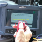 Lonsdor K518ISE Program Toyota LEXUS ES200 All Key Lost (10)