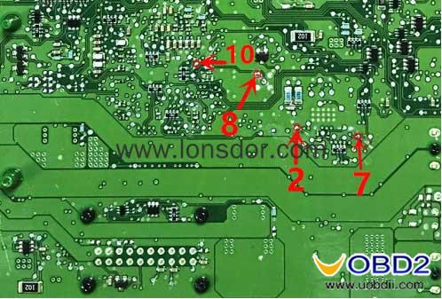 Lonsdor K518ISE-Volvo S60 Smart Key-half-keyless-10