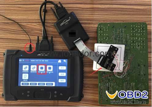 Lonsdor K518ISE-Volvo S60 Smart Key-half-keyless-11
