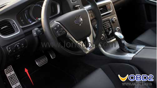Lonsdor K518ISE-Volvo S60 Smart Key-half-keyless-12