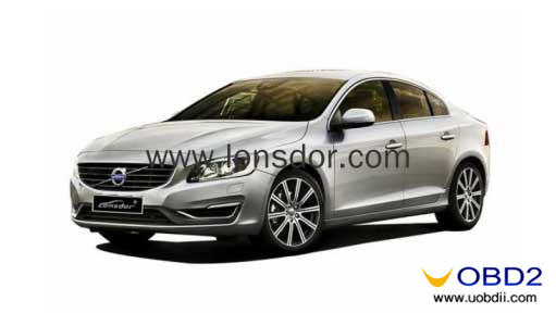 Lonsdor K518ISE-Volvo S60 Smart Key-half-keyless-13
