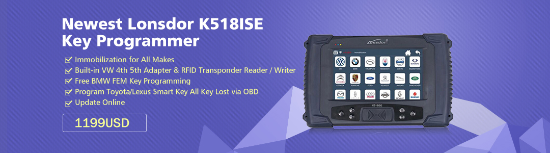 Lonsdor K518 ISE