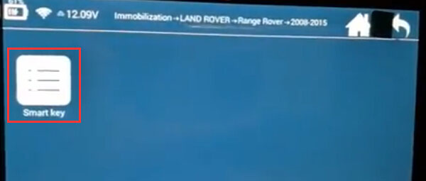Lonsdor-K518ISE-add-new-keys-to Range-Rover (5)