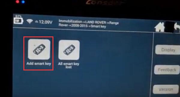 Lonsdor-K518ISE-add-new-keys-to Range-Rover (6)