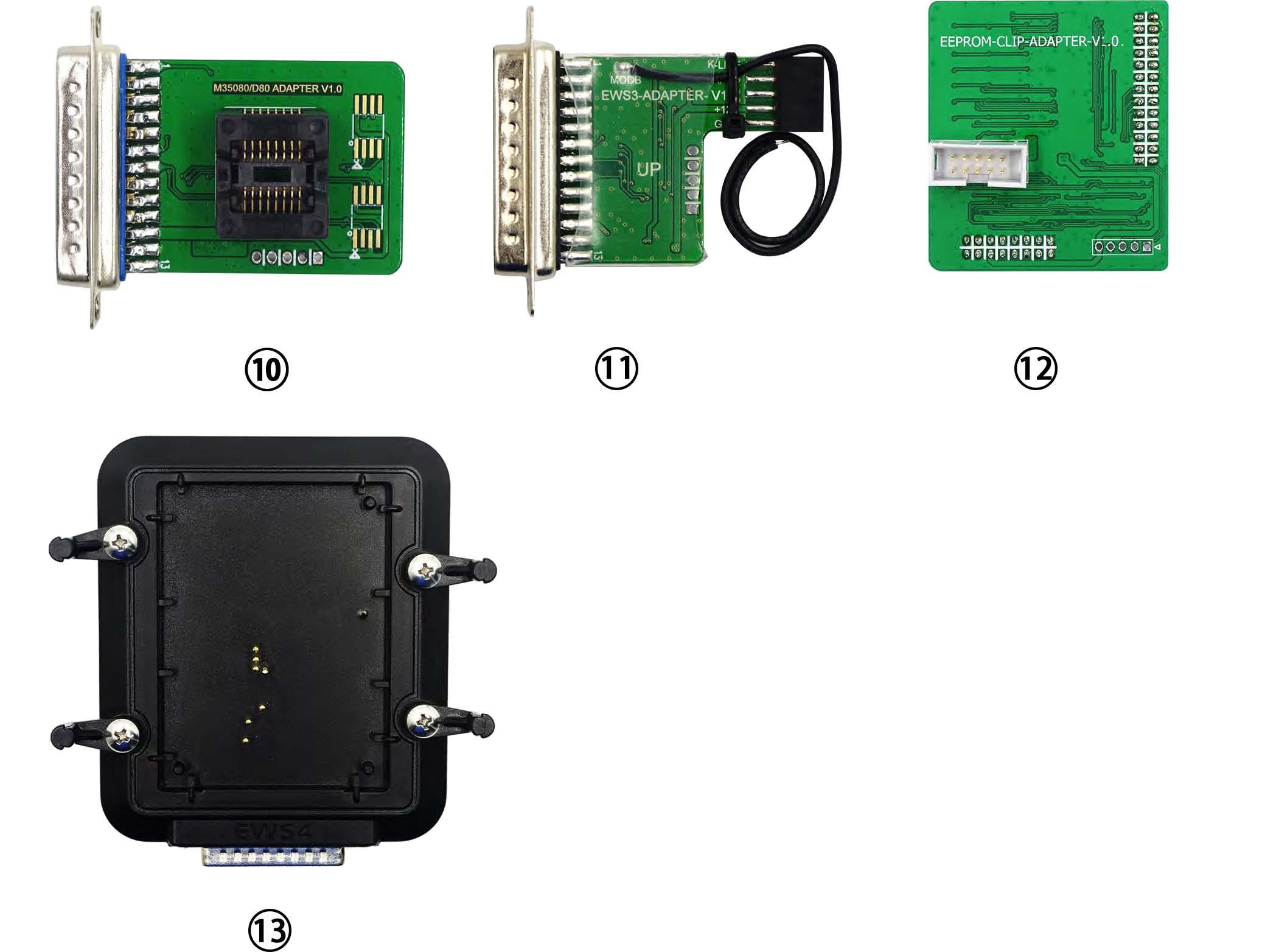 VVDI-Prog-V4-6-2-adaptersaaaaa