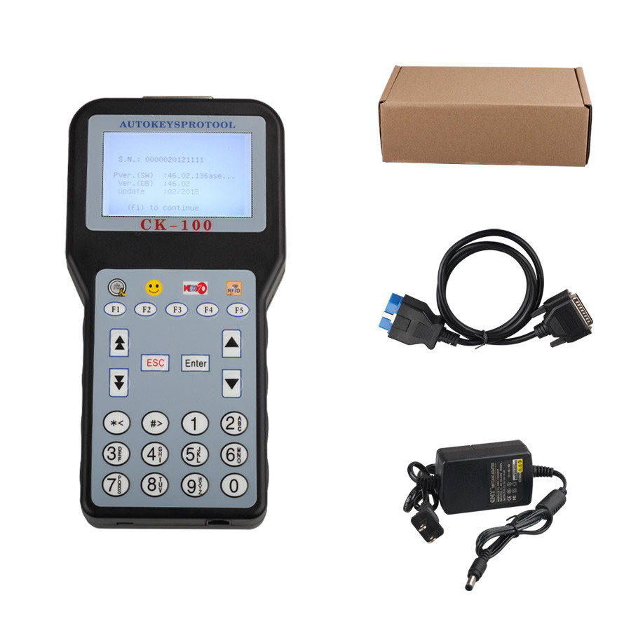 2017 Super SBB2 Key Programmer can perform both immobilizer function (key programming & pin code read) as well as mileage adjustment, Oil/service Reset, TPMS EPS,BMS etc. Super SBB2 is different from SBB V46.02, SBB V33.02 and CK100 in package, functions, vehicle coverage and year, language available, etc.   Here we go one by one! 1. The different: package 1) Attach SBB2 Key Programmer package and adapters pictures: good quality of main unit, OBDII-16 connector, HONDA-3 connector, HYUNDAI/KIA-10 connector, KIA-20 connector, main cable, TF card reader and TF card in the unit.   Enlarge SBB2 main unit and you can see the main cable port, keyboard and the USB port, all are designed firmly.    SBB2 unit and all adapters will be in such a box and ship to you.   2) V46.02 SBB Key Programmer package VS SBB V33.02 package:  (Pic 1: V46.02 SBB Key Programmer package, good quality of SBB Main Unit, OBDII cable, AC adapter and one CD with user manual)   (Pic 2: V33.02 SBB Key Programmer package: SBB Main Unit, OBDII cable, AC adapter and one CD with user manual)  2. The different: Functions 2017 Super SBB2: immobilizer function + mileage adjustment, Oil/service Reset, TPMS EPS,BMS etc. SBB2 immobilizer function list:  1. New keys programming; 2. Reads keys from immobilizer's memory; 3. New immobilizer programming; 4. New ECU programming; 5. New mechanical key number programming; 6. Vehicle Identification Number programming; 7. Reset ECU & reset immobilizer; 8. Easy to operate by the guided menu programming; 9. New remote controller programming; 10. Immo PINCODE reader; 11. Odometer adjustment(Via obd); 12. With full and strong database for the most important vehicle makes; SBB V46.02 function list:  1. Programming new keys. 2. Reading keys from immobilizers memory 3. Deactivating keys no longer in the car owners possession 4. Operation by means of a menu guided programming 5. Programming new remote controls 6. Software with full database containing all the most important vehicle makes CK100 function = SBB V46.02  SBB V33.02 function list: 1.reading keys from immobilizer's memory 2.deactivating keys no longer in the car owner's possession 3.operation by means of a menu guided programming 4.programming new remote controls 5.software with full database containing all the most important vehicle makes  3. The different: vehicle coverage and year 1) 2017 Super SBB2: up to 2017.3 year.  Immobilizer:  ACURA, AUDI, BAIC, BESTURN, BRILLIANE, BYD, CHANGAN, CHANGHE, CHERY, CHRYSLER, CITROEN,  DFLZ, DFPV, DS, FORD, GEELY, GM, GREATWALL, HAFEI, HAIMA, HAWTAI Motor, HONDA, HONGQI, HUAPU, HYUNDAI, INFINITI, JAC, JAGUAR, KIA, LANDROVER, LEXUS, LIFAN, LINCOLN, LUFENG, MAZDA, MG, MITSUBISHI, NISSAN, OPEL, PEUGEOT, PORSCHE,  RENAULT, ROEWE, SAIC ENGLANG, SEAT, SKODA, SMART, SSANGYONG, SUBARU, SUZUKI, TOYOTA, VW, YOUNGLOTUS, ZZMAZDA, ZZNISSAN; OBDII: OBDII V20.80 for diagnose   BMS REEST: V18.13   Electronic Park Brak: V22.71   TPMS: V19.20   TPS: V27.66   Odometer: AUDI, VW, BENZ, Chrysler, Ford, GM, Porsche, Skoda, Seat  2) SBB V46.02 vehicle coverage VS SBB V33.02:  Toyota G chip works works on Toyota Honda Ford up to 2014 year. works on Acura 2012, Chevrolet 2013, GMC 2013. SBB V33.02: up to 2011 year.  3) CK-100 V46.02   图SBB V46.02 vs V33.02-01.jpg 到6  4. The different: Language  SBB2 Key Programmer language: English SBB V46.02 Language: English, Italian, German, French, Spanish, Portuguese, Turkish SBB V33.02 Language:  English/Italian/German/French/Spanish/Greek/Portuguese/Turkish/Russian  5. SBB V46.02 VS CK-100 V46.02: 1) The same:  Same Toyota G Chip Same software version Same function Same vehicle coverage: SBB v33.02 <Ck100 V99.99 <SBB v46.02=CK100 v46.02   Which one is more popular?  CK-100 V46.02,better quality at higher price.   Source: http://www.uobdii.com/wholesale/ck-100-auto-key-programmer-v3701-sbb-the-latest-generation.html  Conclusion: Super SBB2: wins in multi-functions, newest car models, etc. CK100 V46.02: almost same as SBB V46.02, better quality and more popular by locksmiths.  Therefore, I highly recommend the above two pieces.