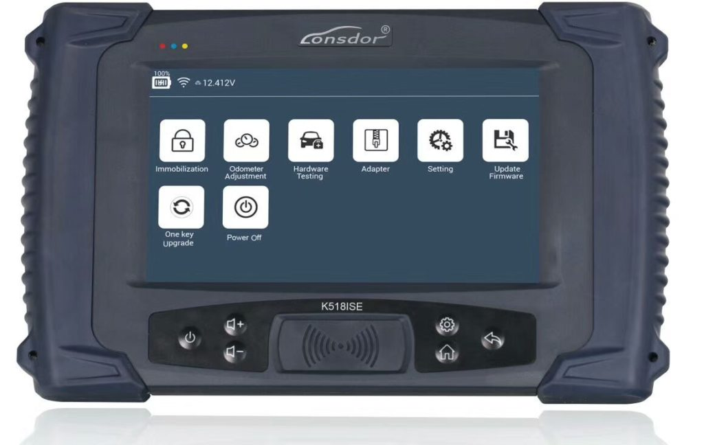 Lonsdor K518 key programmer feedback on what work and not
