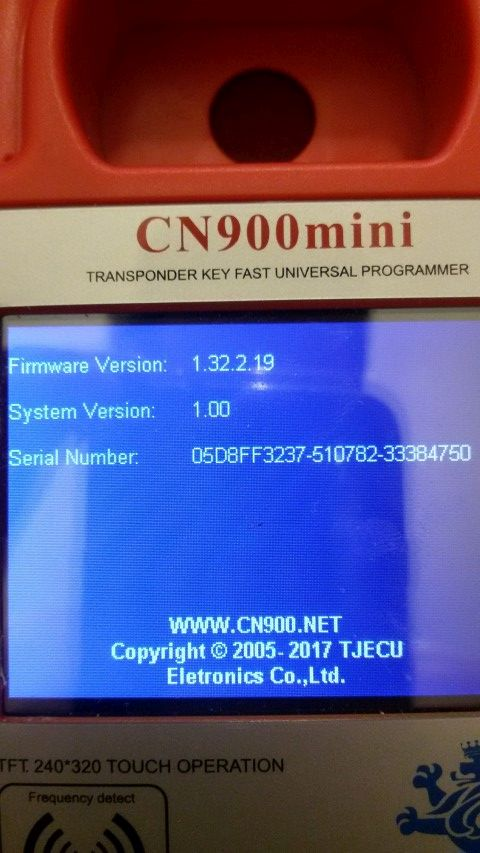 "Here are the results of the TJECU CN900mini latest version (1.32) new ""Partial 48 Decoding and Copy"" function tested on VW Golf MK 4 , year 2002. Was Magic 2: You have to update to version 1.32 Decode button is now working. After pressing the decode button, you have to sniff data from ignition lock of the car. After that, decoding starts, and lasts for AT LEAST 20 minutes. You can see at the picture, that decoding is already 20 minutes in progress. After that I left it for another 40 minutes. When I came back, the decoding was finished. As you can see, the Secret Key is visible, but it shows ""xxxx xxxx"" I don't know what the meaning of those ""x""-es is. After the decoding, the function ""Unlock"" is working. Also ""copy"" button is shown for coping to CN6 chip. I had no CN6 chip to test. The problem here is that decoding time is very long. Almost 1 hour, I think device isn't cloning ONLY the chip ID, So it has to be password or security bytes. After this 1.34.2.19 update, ID48 cloning is working, I can confirm. FYI, I always order cn6 transponder for id 48 for mini cn 900 from here. It's the guy who also sells CN900 mini devices. Tested and it's working (for version above 1.20). http://www.uobdii.com/wholesale/cn6-id48-cloner-chip.html (Duracell2 post link from Ali, but I recommend uobdii.com since it's a reliable dealer) To sum up: CN900 mini is just fine. This device is not as fancy or as powerful as Handy Baby, but hey CN900 mini is much cheaper and the transponder chip are also much cheaper than Handy Baby ! Most importantly, it works for cloning various transponders which are popular in the market name it 4D and 46 !! Credits to @Duracell2, who are a poster on DK forum."