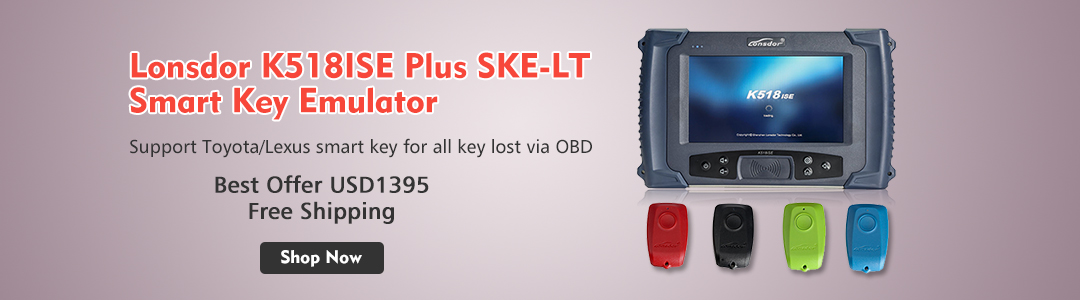 Lonsdor K518ISE Plus SKE-LT