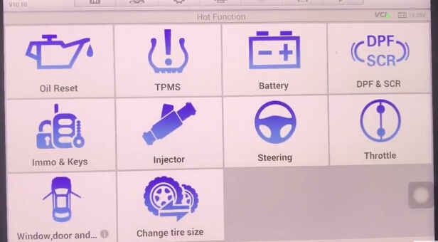 How to Use Autel MaxiSYS Elite to Diagnose Vehicle-11