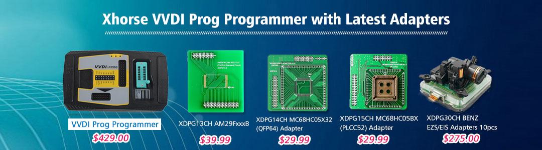 VVDI Programmer Adapter