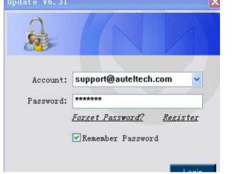 Autel MaxiSys Pro MS908P Software Update Gudie (3)