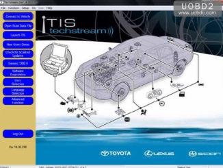Install Toyota Techstream