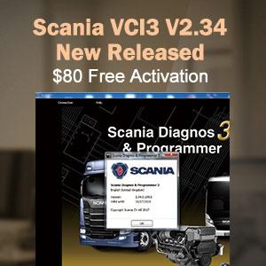 Scania SDP3 2.34