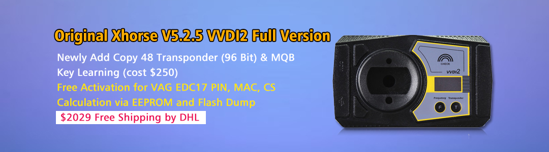 VVDI2 Full Version