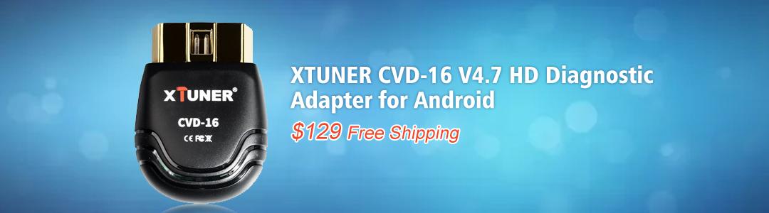 XTUNER CVD-16