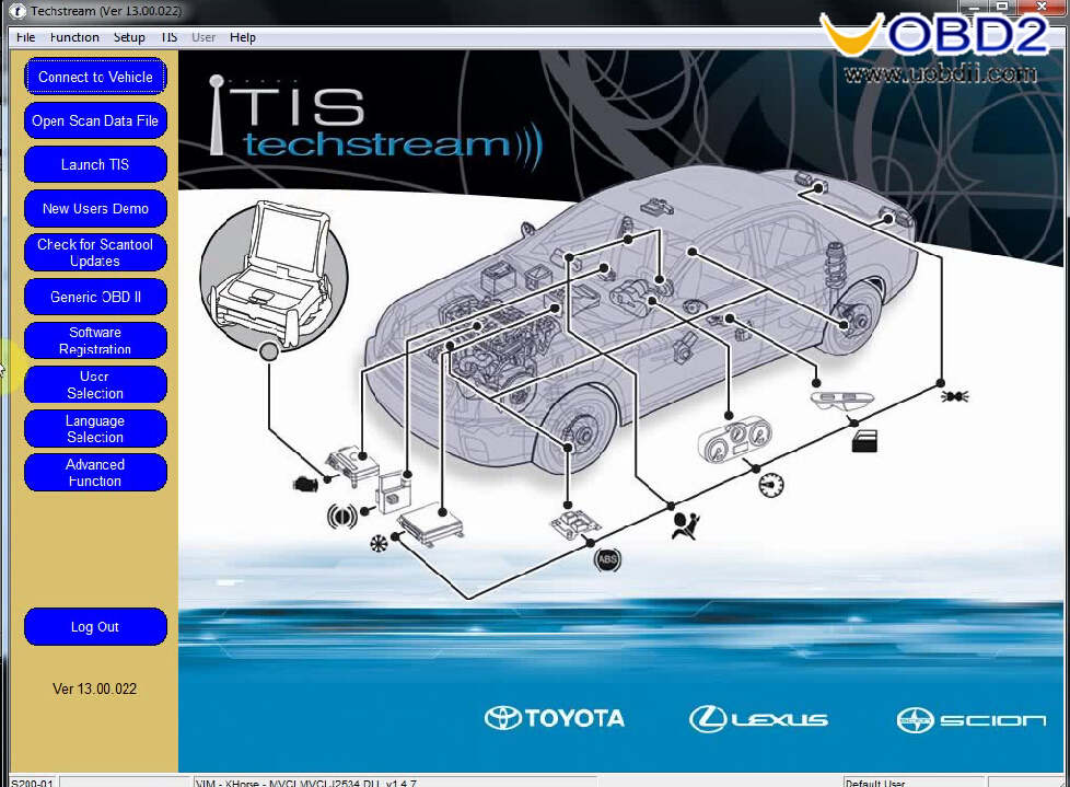 Install Toyota Techstream V13.00.022 on Win7 (14)