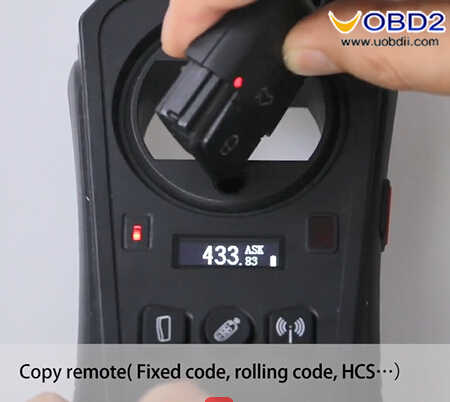 How to Use KEYDIY KD-X2 Remote Maker (5)