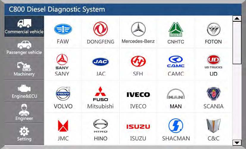 car-fans-c800-diagnostic-commercial-vehicle-list-01