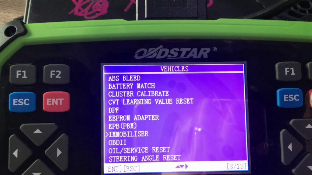 obdstar-x300-pro3-key-master-read-cadillac- ats-bcm-pin-code-03