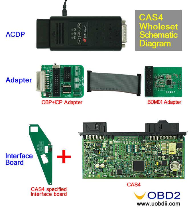 01-BDM wiring diagram-CAS4 wholeset diagram 01