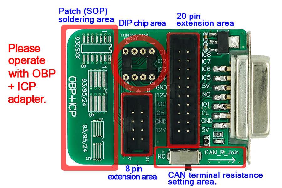 Yanhua Mini Acdp Wiring Diagram Of Cas3  Cas4  Fem Bdc  Msv80 Etc