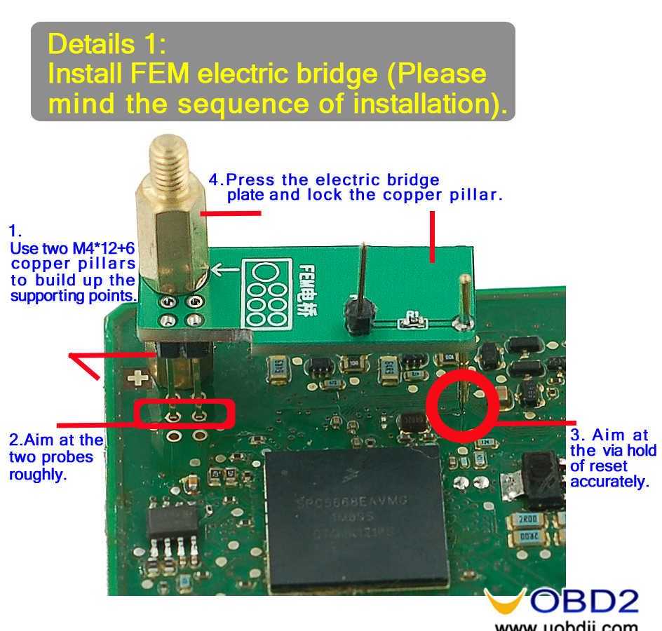 03-install fem electric bridge
