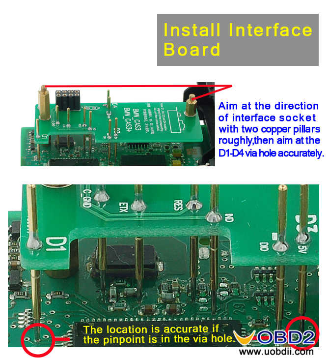 04-install interface board