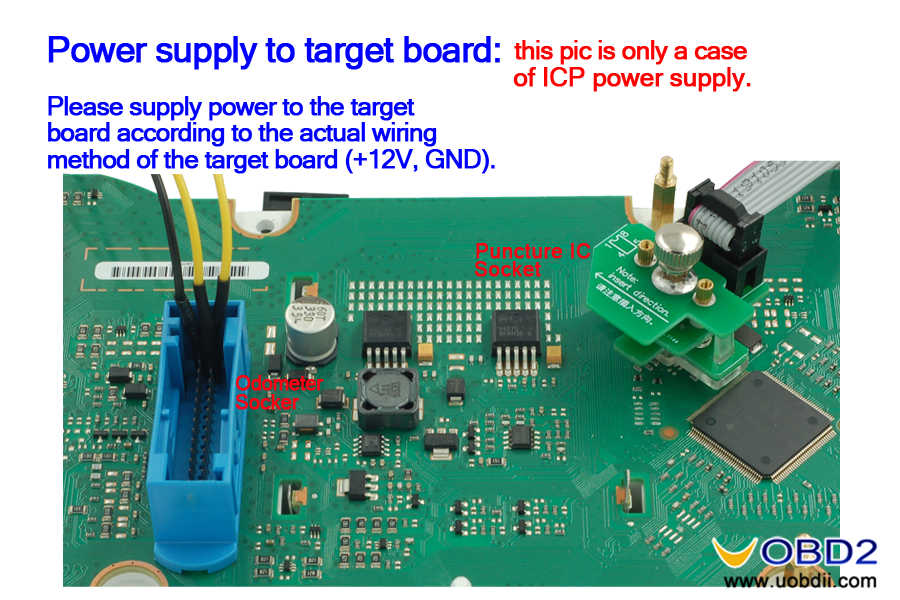06-supply power to the target board