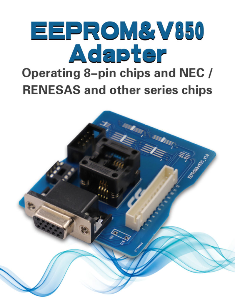 eeprom-v850-adapter
