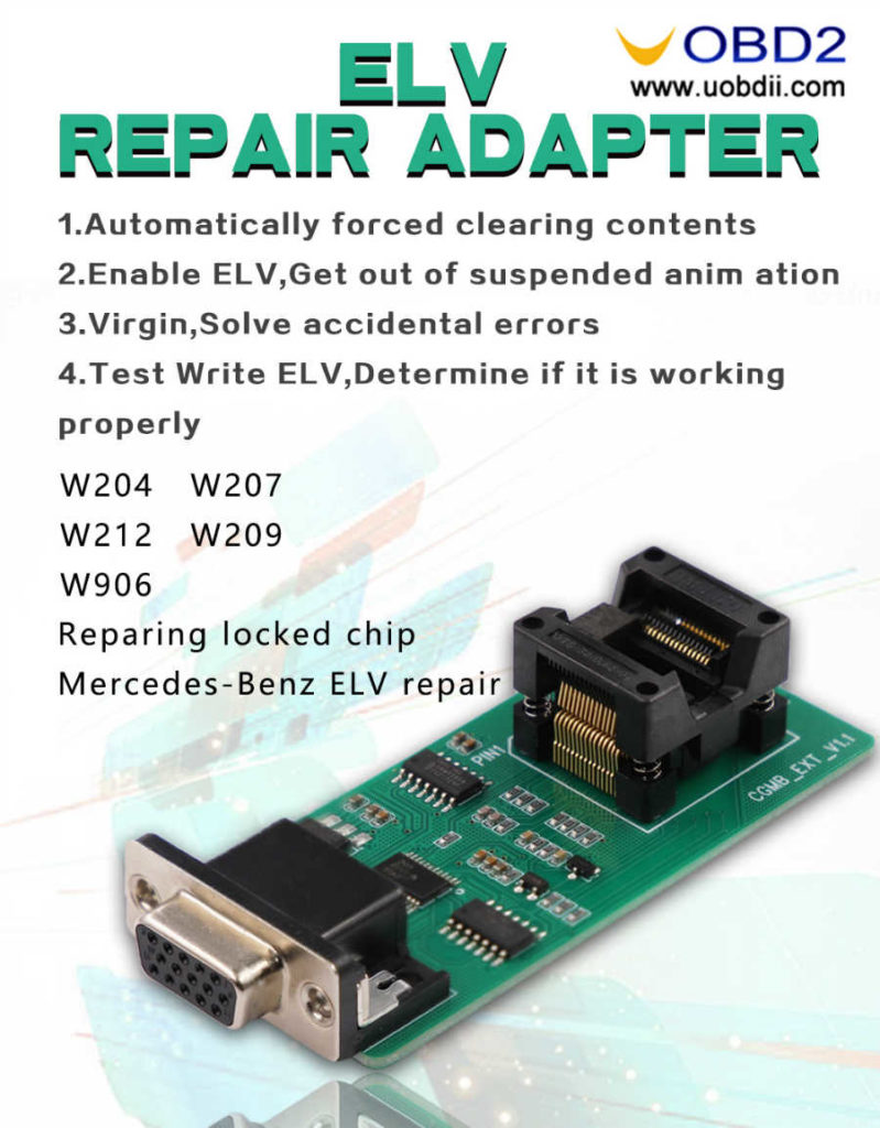 elv repair adapter