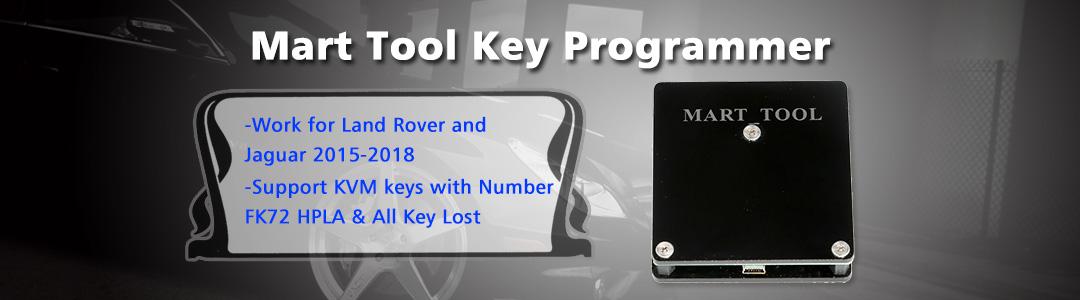 Mart Tool Key Programmer