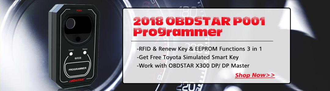 OBDSTAR P001 Programmer