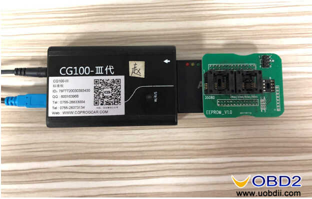 CGDI BMW to Adding & All Keys Lost Programming for BMW FEMBDC Guide (6)
