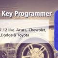 SBB Pro Key Programmer