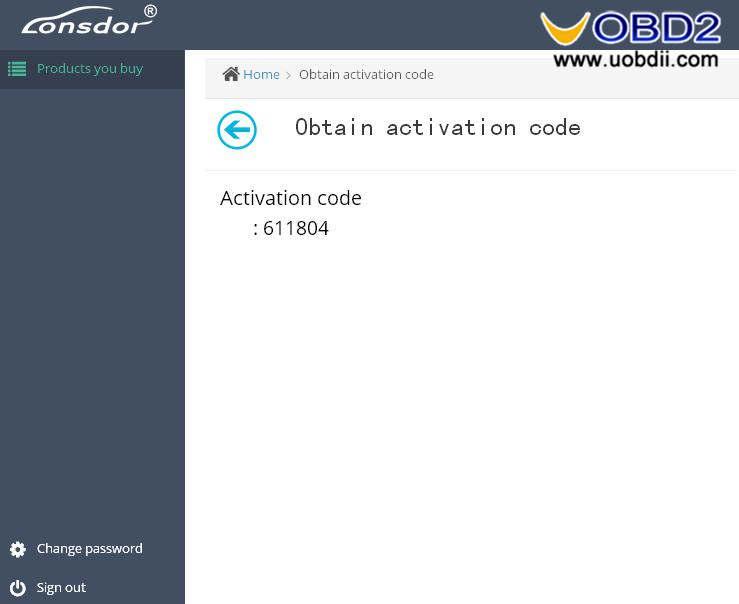 How to Register & Active Lonsdor JLR IMMO Programmer (8)