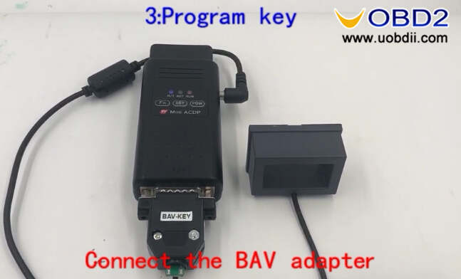 Yanhua Mini ACDP Program BMW CAS4+ All Key Lost (12)