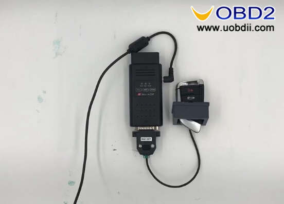 Yanhua Mini ACDP Program BMW CAS4+ All Key Lost (15)