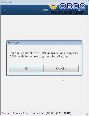 Yanhua Mini ACDP Program BMW CAS4+ All Key Lost (7)