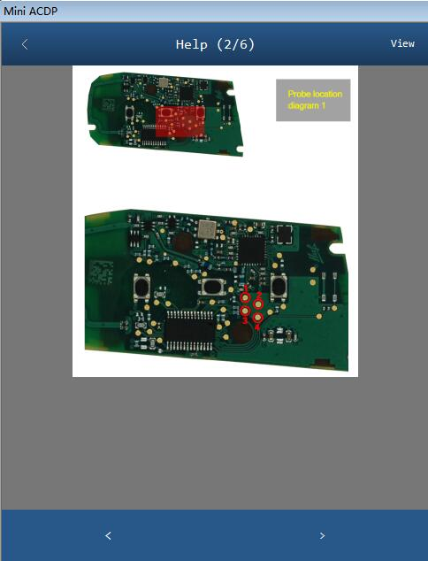 f-chassis key 433mhz(huf5663) wiring diagram:
