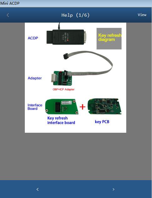 yanhua-acdp-f-chassis-key-868mhz-huf5661-17