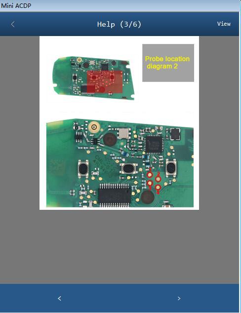 yanhua-acdp-f-chassis-key-868mhz-huf5661-19