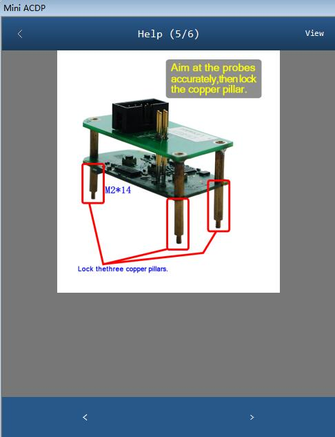 yanhua-acdp-f-chassis-key-868mhz-huf5661-21
